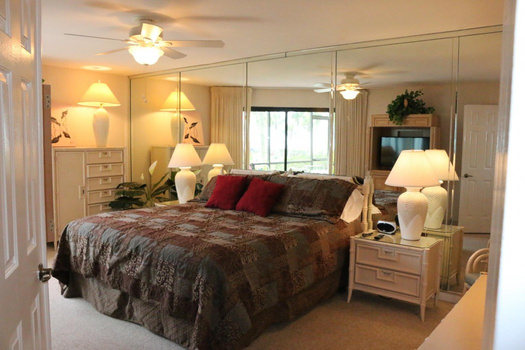Master Bedroom, Wake up in paradise