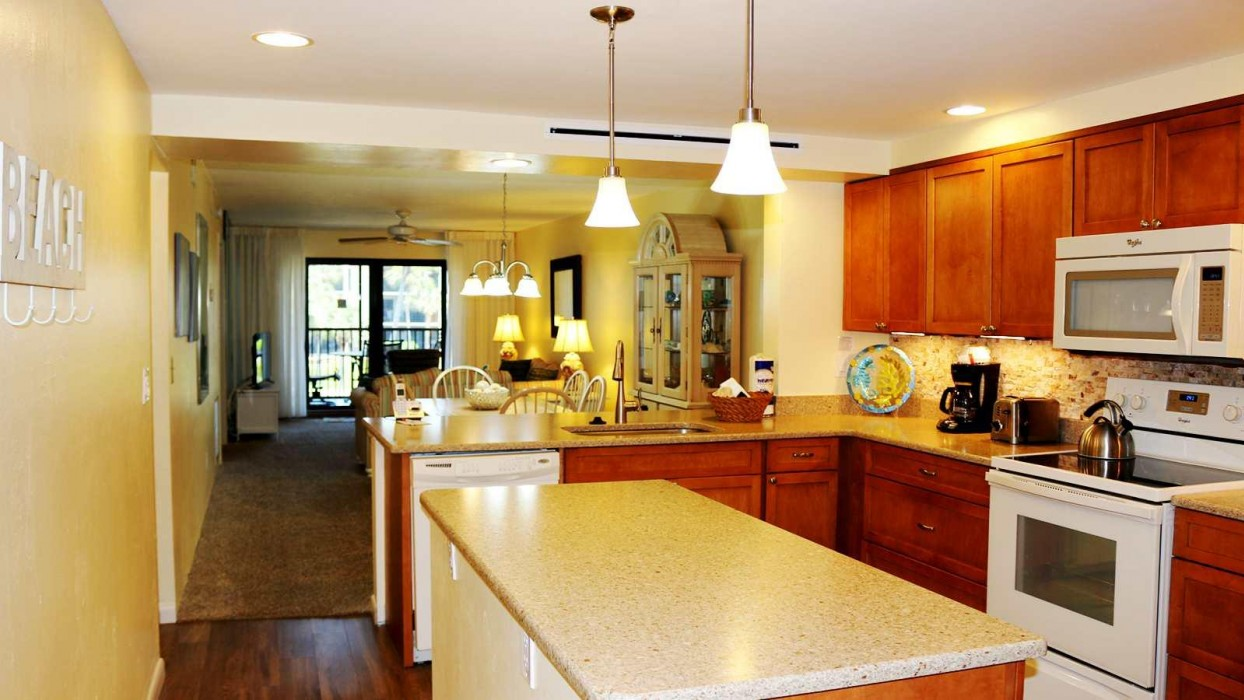 Wonderful Kitchen! Fully Equipped!