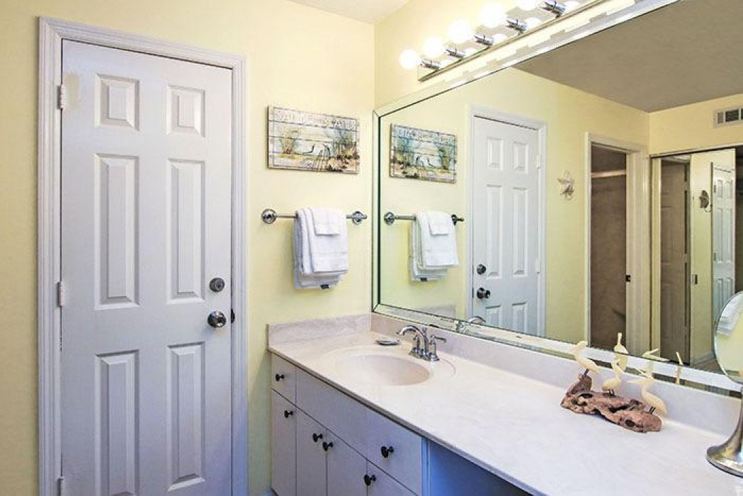 Master bathroom - walk in shower
