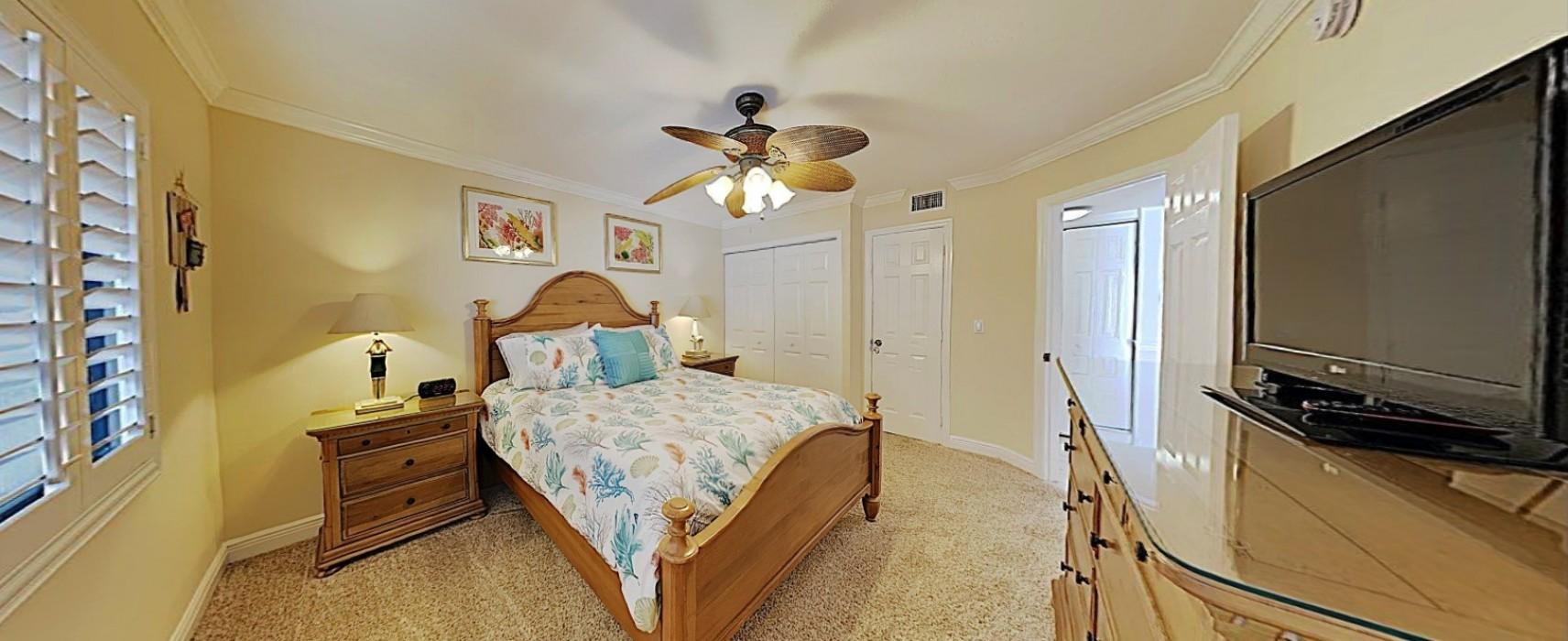 E45: Guest Bedroom