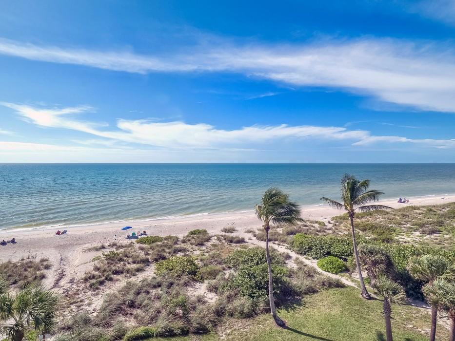 Sun Deck Gulf view