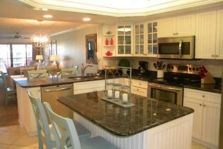 Sanibel Condo Rental PSB33 Kitchen